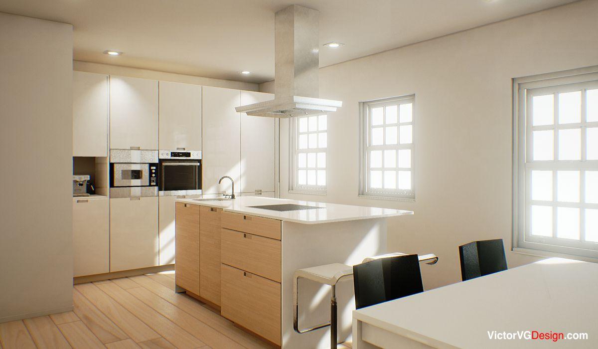 Victorvg Design Interactive Kitchen